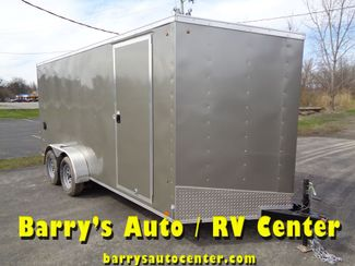 2019 Look Trailer STLC Cargo Deluxe 7x16 in Brockport NY, 14420