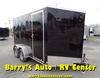 2019 Look Trailer STLC Cargo Deluxe 7 x 12 in Brockport, NY 14420