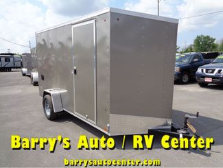 2019 Look Trailer STLC Cargo Deluxe 6 x 12 in Brockport NY, 14420