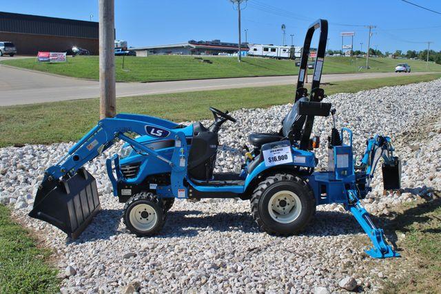 2019 Ls MT125 Tractor