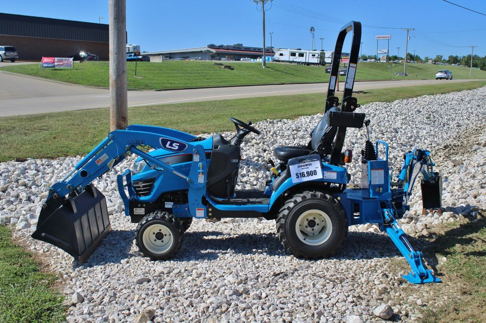 2019 Ls MT125 Tractor | Jackson MO | First Auto Credit