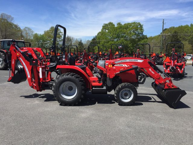 2019 Massey Ferguson 1726E TLB in Madison, Georgia 30650