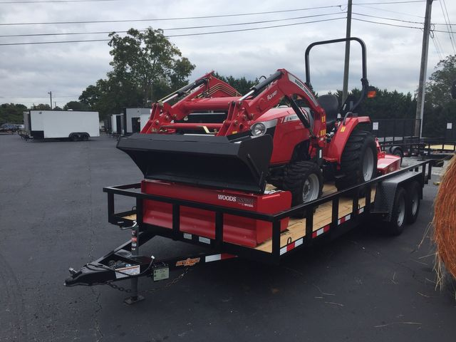 2019 Massey Ferguson MF1734E Tractor Package Deal in Madison, Georgia 30650