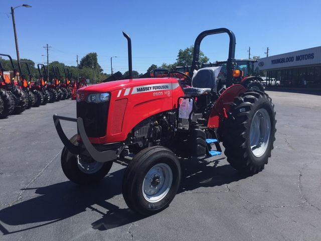 2019 Massey Ferguson MF2605 H 2WD