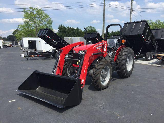 2021 Massey Ferguson MF2605 H