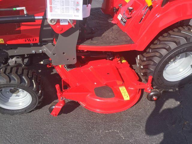 "2021 Massey Ferguson GC1723E wtih 60"" Belly Mower in Madison, Georgia 30650"