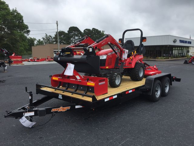 2020 Massey Ferguson GC1723E Tractor Package