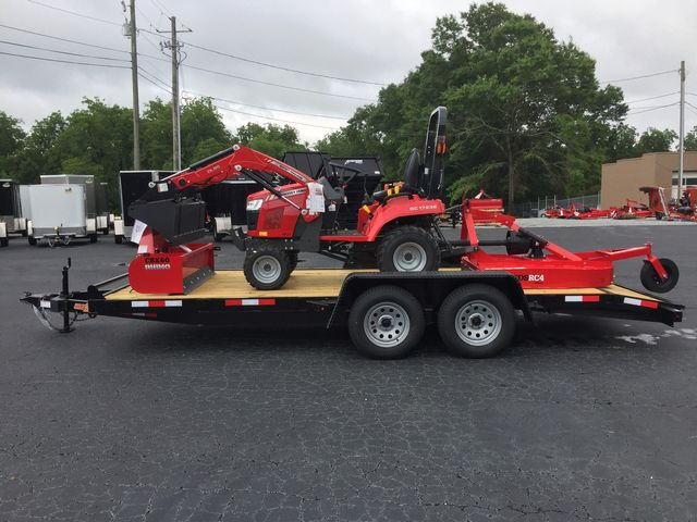 2020 Massey Ferguson GC1723E Tractor Package in Madison, Georgia 30650
