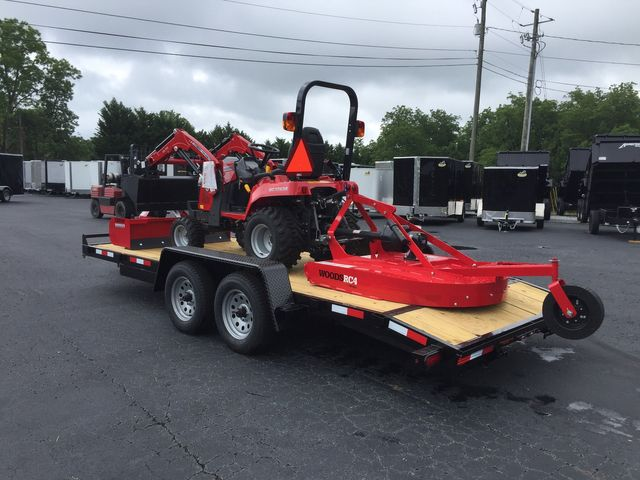 2019 Massey Ferguson GC1723E Tractor Package in Madison, Georgia 30650