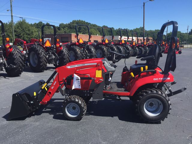 2020 Massey Ferguson GC1725M in Madison, Georgia 30650
