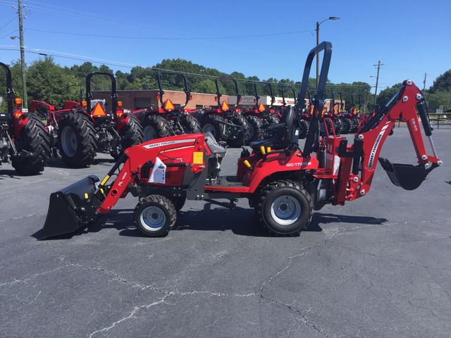2019 Massey Ferguson GC1725MB in Madison, Georgia 30650