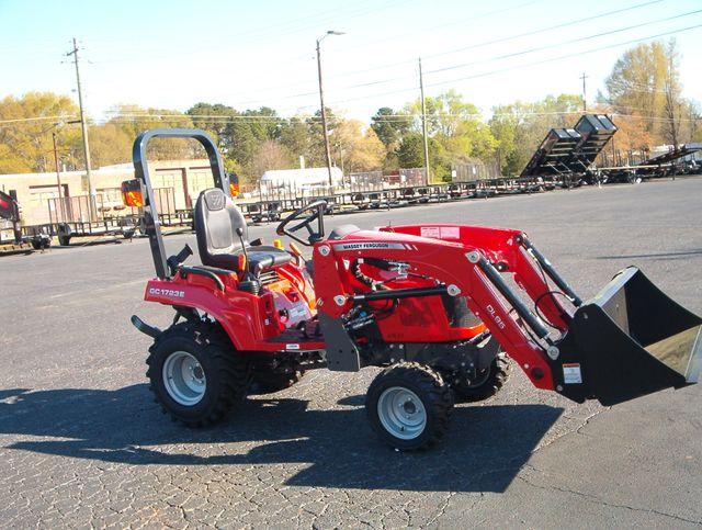 2021 Massey Ferguson GC1723E in Madison, Georgia 30650