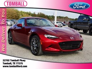 2019 Mazda MX-5 Miata RF Grand Touring in Tomball, TX 77375