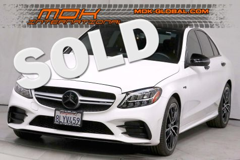 2019 Mercedes-Benz AMG C 43 - Heavily optioned - Original MSRP of $64415 in Los Angeles