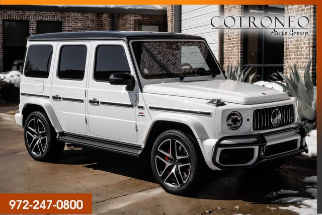 2019 Mercedes-Benz G63 AMG in Addison, TX 75001