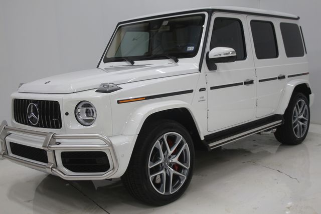 2019 Mercedes-Benz AMG G 63 Houston, Texas 1