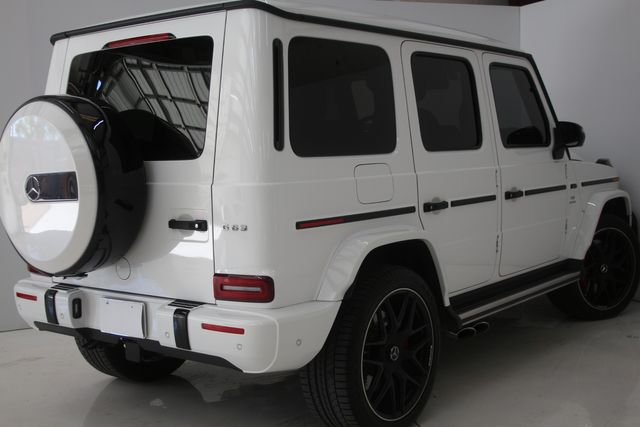 2019 Mercedes-Benz AMG G 63 Houston, Texas 11