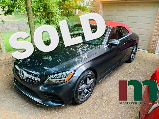 2019 Mercedes-Benz C 300 Cabriolet C-Class Limited Edition | Granite City, Illinois | MasterCars Company Inc. in Granite City Illinois