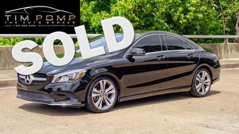 2019 Mercedes-Benz CLA 250 PANO ROOF LEATHER SEATS | Memphis, Tennessee | Tim Pomp - The Auto Broker in Memphis Tennessee