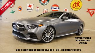 2019 Mercedes-Benz CLS 450 Coupe MSRP 84K,ROOF,NAV,360 CAM,HTD/COOL LTH,7K in Carrollton, TX 75006
