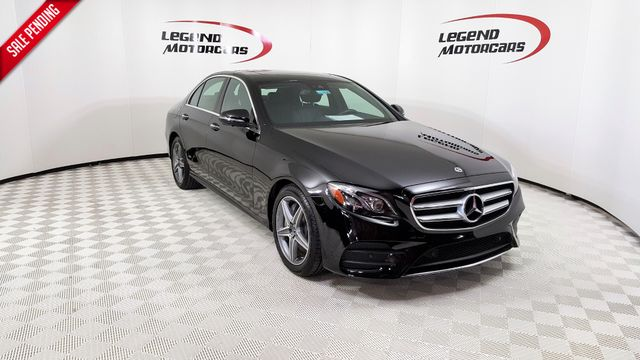 2019 Mercedes-Benz E 300 in Carrollton, TX 75006