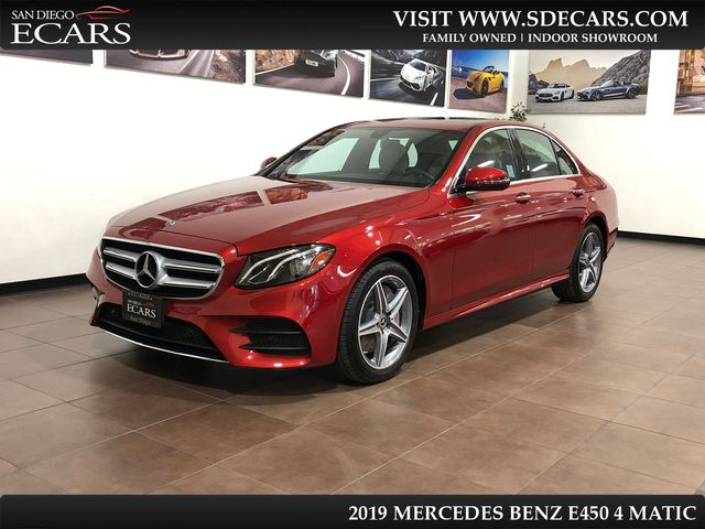 2019 Mercedes-Benz E 450 Sedan in San Diego, CA 92126