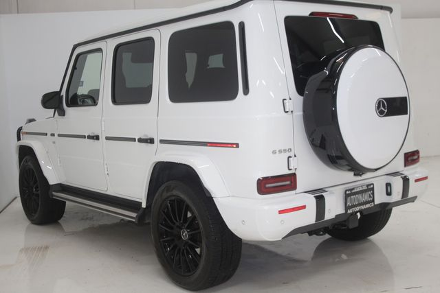 2019 Mercedes-Benz G 550 Houston, Texas 12