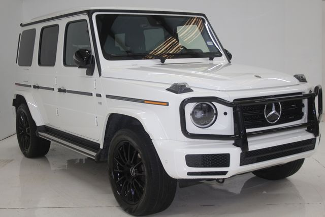 2019 Mercedes-Benz G 550 Houston, Texas 3