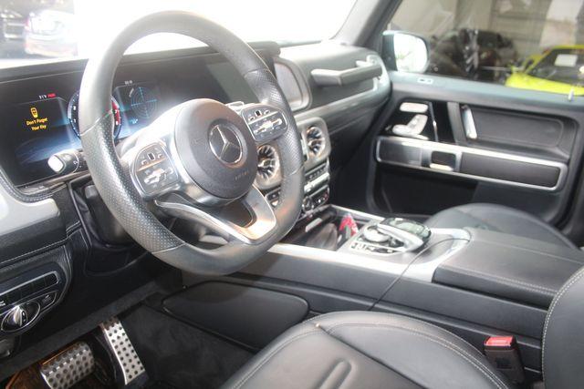 2019 Mercedes-Benz G 550 Houston, Texas 23