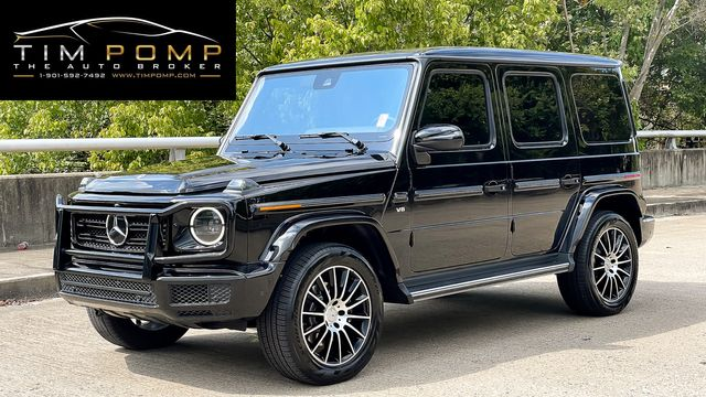 2019 Mercedes-Benz G 550 AMG LINE NIGHT PACKAGE