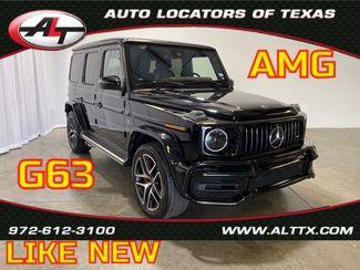2019 Mercedes-Benz AMG G 63 AMG G63 in Plano, TX 75093