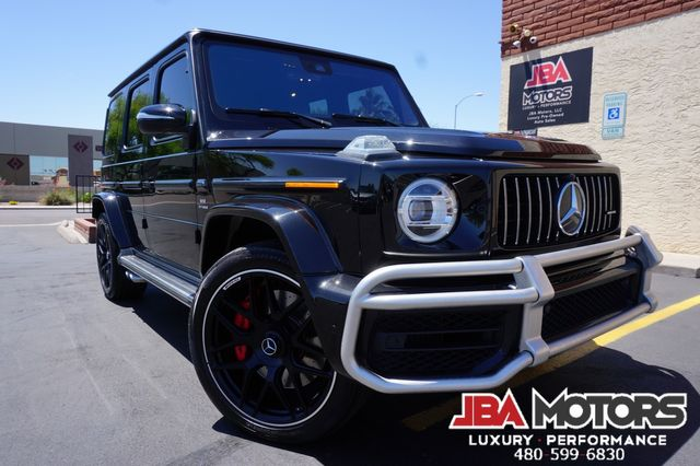 2019 Mercedes-Benz G63 AMG G Class 63 G Wagon ~ Highly Optioned ~ Must See