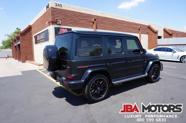 2019 Mercedes-Benz G63 AMG G Class 63 G Wagon ~ Highly Optioned ~ Must See in Mesa, AZ 85202