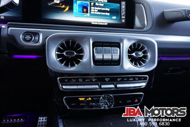 2019 Mercedes-Benz G63 AMG G Class 63 ~ Highly Optioned ~ Carbon Fiber in Mesa, AZ 85202