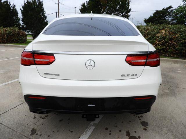 2019 Mercedes-Benz GLE GLE 43 AMG 4MATIC in McKinney, Texas 75070