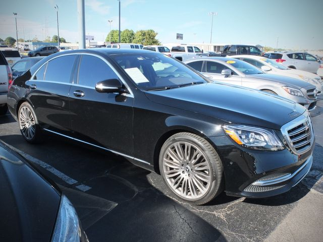 """2019 Mercedes-Benz S 450 Driver Assist, 20"""" Wheels and $11k in Options in Memphis, TN 38115"""