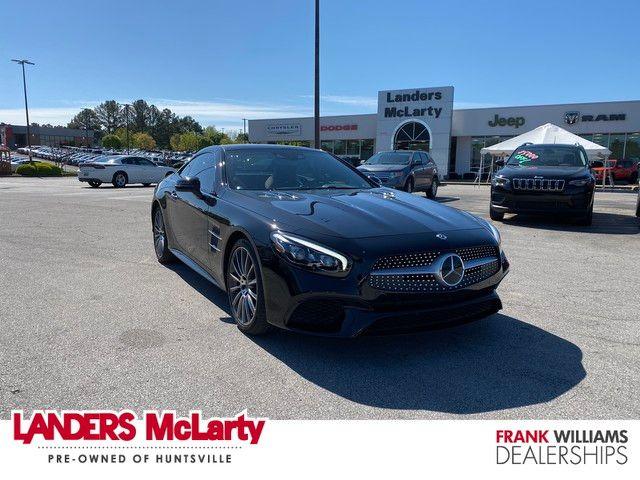 2019 Mercedes-Benz SL 550 SL 550 | Huntsville, Alabama | Landers Mclarty DCJ & Subaru in  Alabama