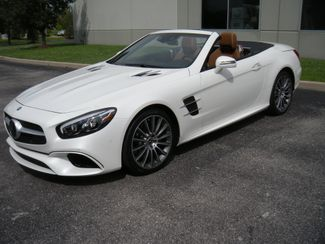 2019 Mercedes-Benz SL-Class SL550 Chesterfield, Missouri 1