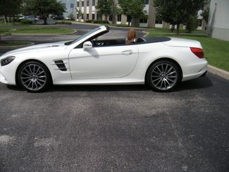 2019 Mercedes-Benz SL-Class SL550 Chesterfield, Missouri 5