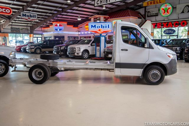 2019 Mercedes-Benz Sprinter Cab Chassis in Addison, Texas 75001