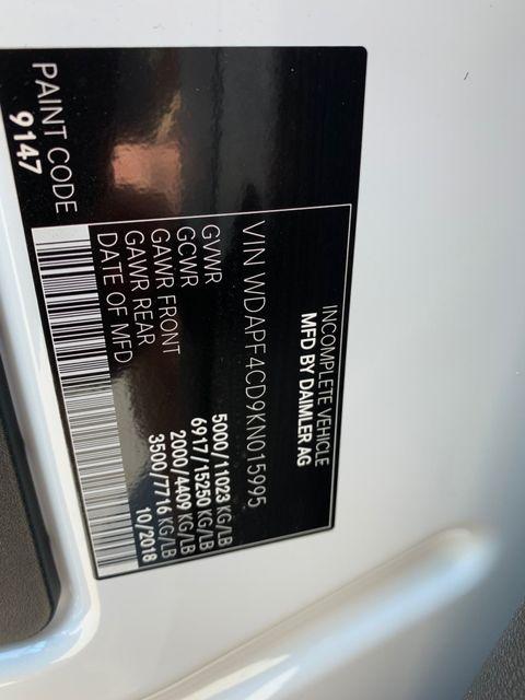 2019 Mercedes-Benz Sprinter Cab Chassis Chicago, Illinois 13