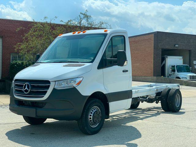 2019 Mercedes-Benz Sprinter Cab Chassis Chicago, Illinois 1