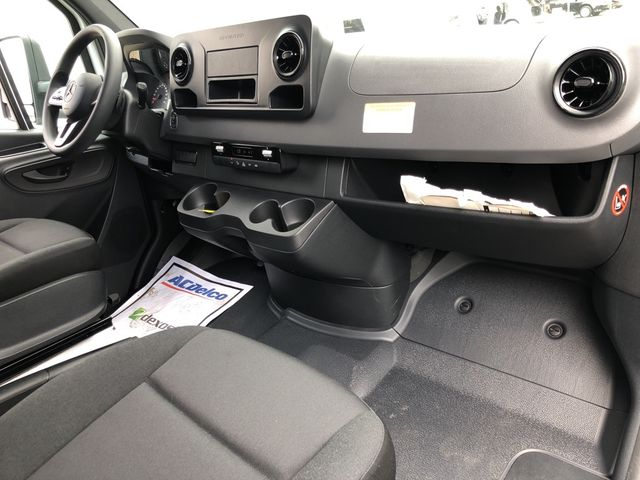 2019 Mercedes-Benz Sprinter Cab Chassis Cab Chassis 144 WB Madison, NC 27