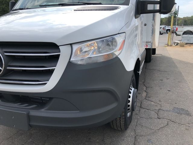 2019 Mercedes-Benz Sprinter Cab Chassis Cab Chassis 144 WB Madison, NC 9