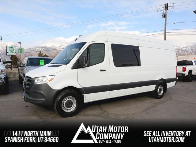 2019 Mercedes-Benz Sprinter Cargo Van in Orem, Utah 84057