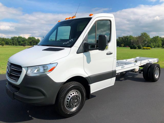 "2019 Mercedes Sprinter 3500 DIESEL 170"" CAB AND CHASSIS NAV BRAND NEW SAVE 10k in Woodbury, New Jersey 08096"