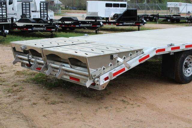 2019 Eby 24.5 GN 7K Equipment Goose neck trailer 15,900 GVWR Deck Over CONROE, TX 16