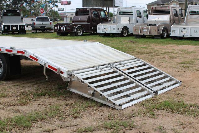 2019 Eby 24.5 GN 7K Equipment Goose neck trailer 15,900 GVWR Deck Over CONROE, TX 11