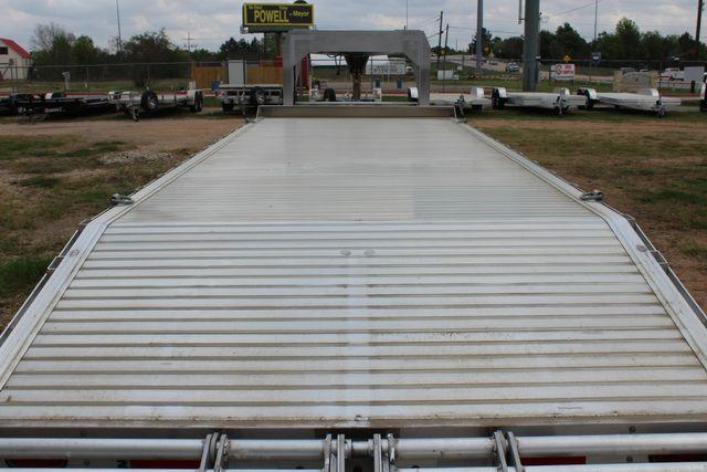 2019 Eby 24.5 GN 7K Equipment Goose neck trailer 15,900 GVWR Deck Over CONROE, TX 14
