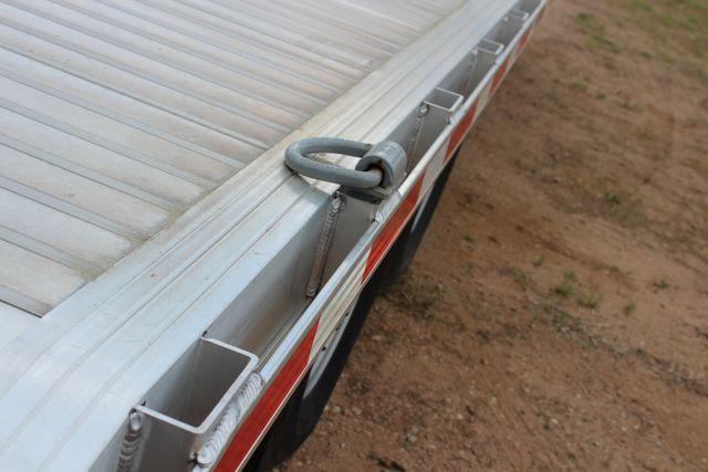 2019 Eby 24.5 GN 7K Equipment Goose neck trailer 15,900 GVWR Deck Over CONROE, TX 15